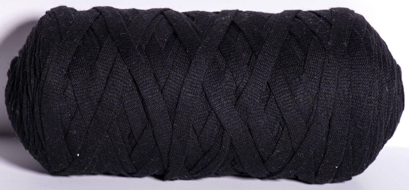 YarnArt Ribbon 750 černá