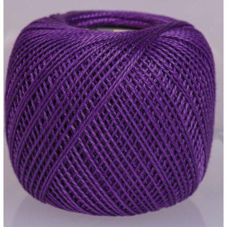 YarnArt Iris 0919 tmavě fialová
