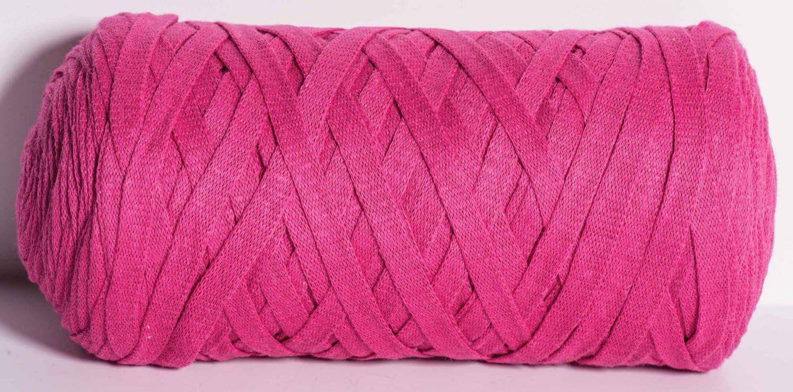 YarnArt Ribbon 771 sytá růžová