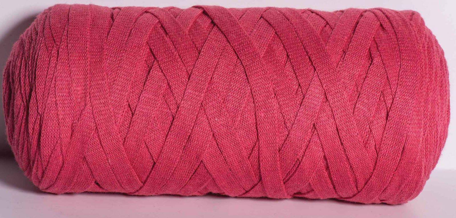 YarnArt Ribbon 766 červeno-oranžová