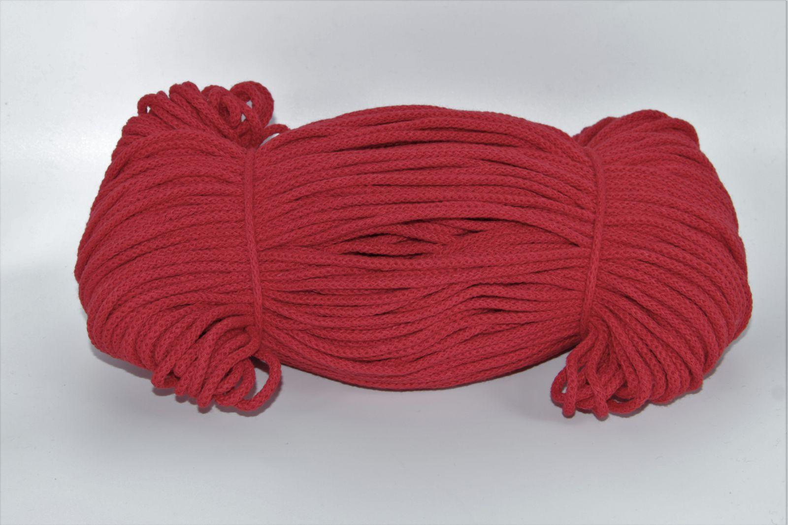 PRIMA Šňůry 3,5mm/100m červená