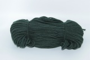 PRIMA Šňůry 3,5mm lahvově zelená