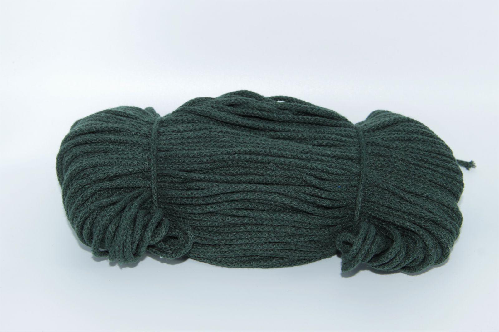 PRIMA Šňůry 3,5mm/100m lahvově zelená