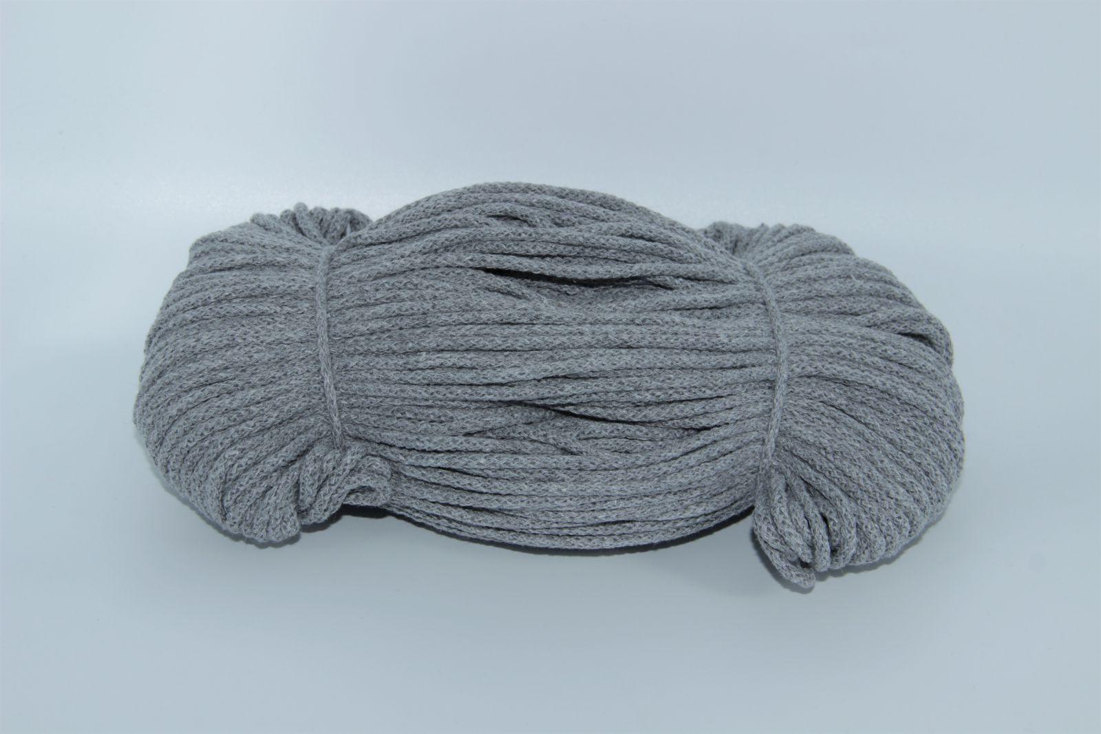 PRIMA Šňůry 3,5mm/100m šedá