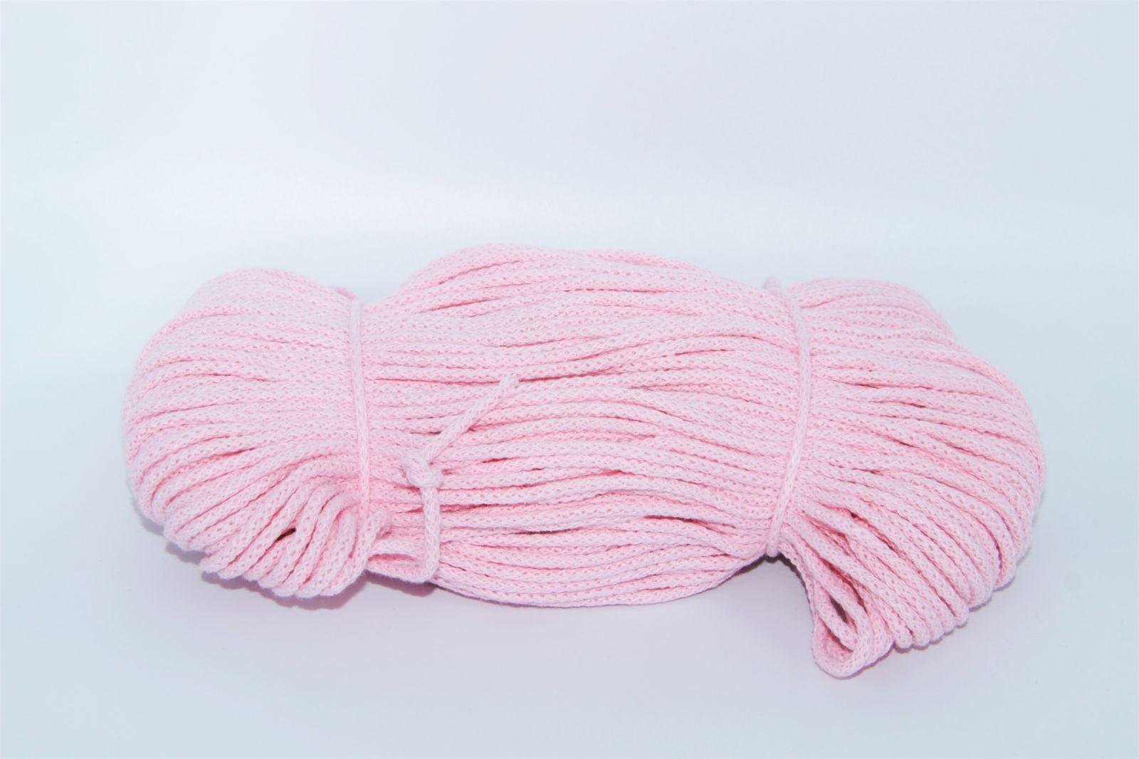 PRIMA Šňůry 3,5mm/100m světle růžová