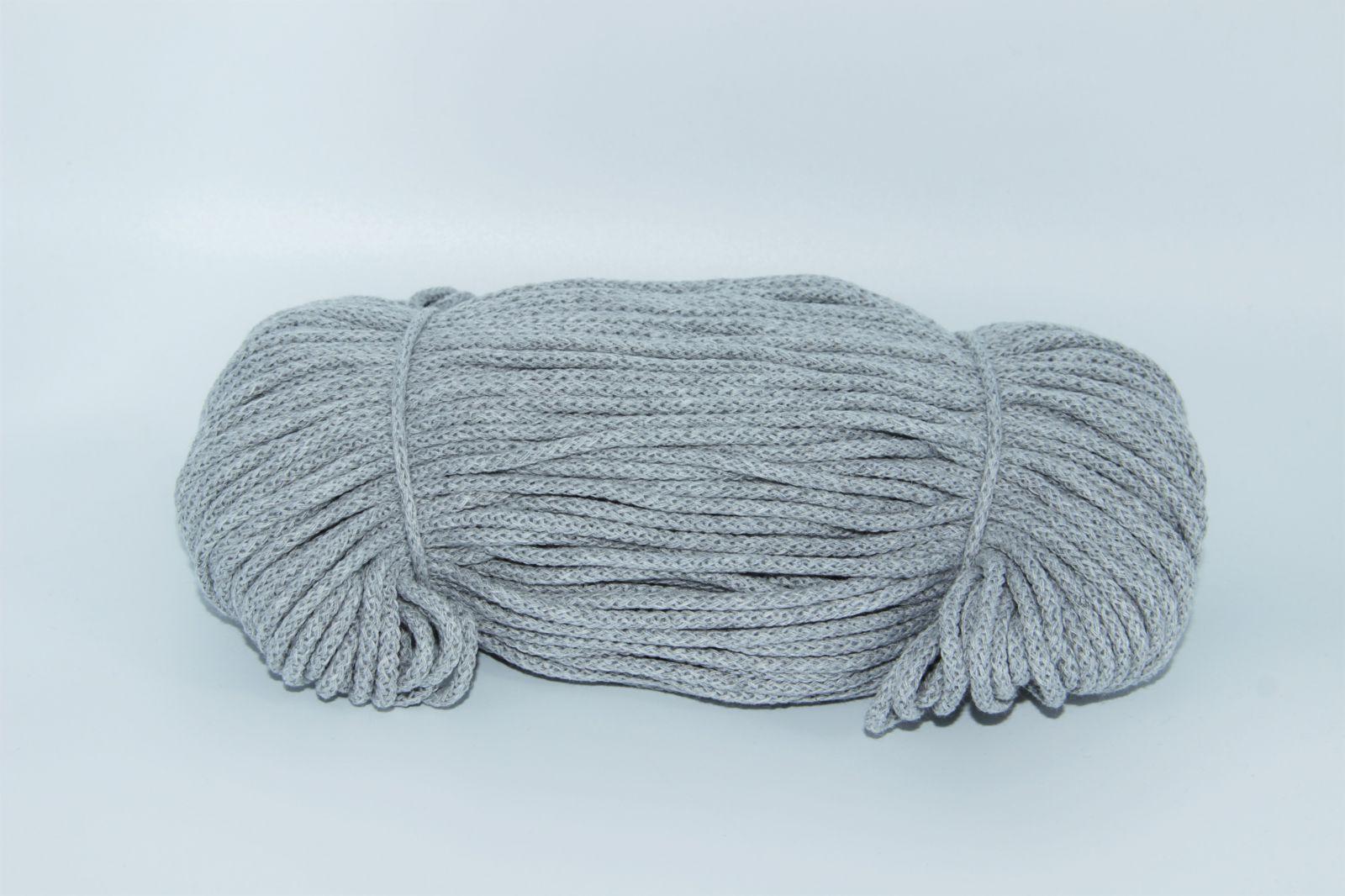 PRIMA Šňůry 3,5mm/100m světle šedá
