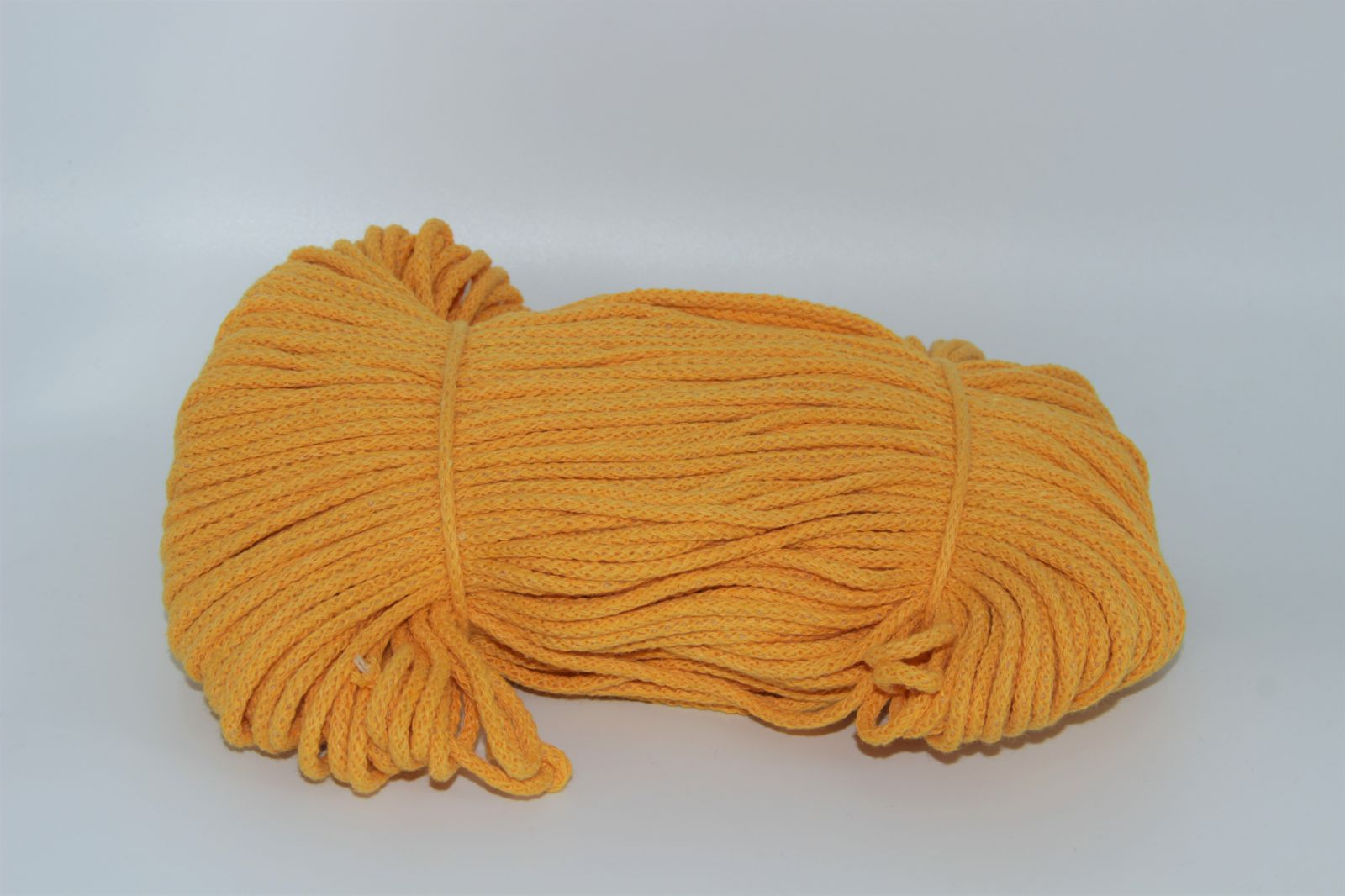 PRIMA Šňůry 3,5mm/100m zlato-žlutá