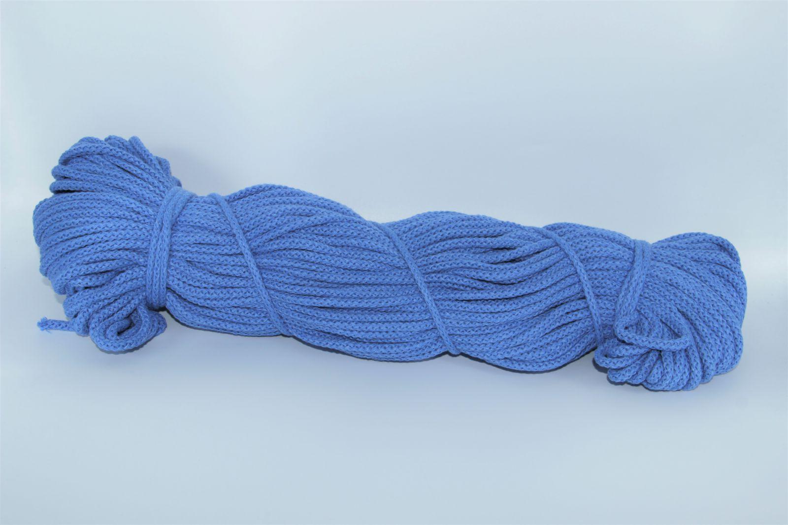 PRIMA Šňůry 5mm/100m modrá
