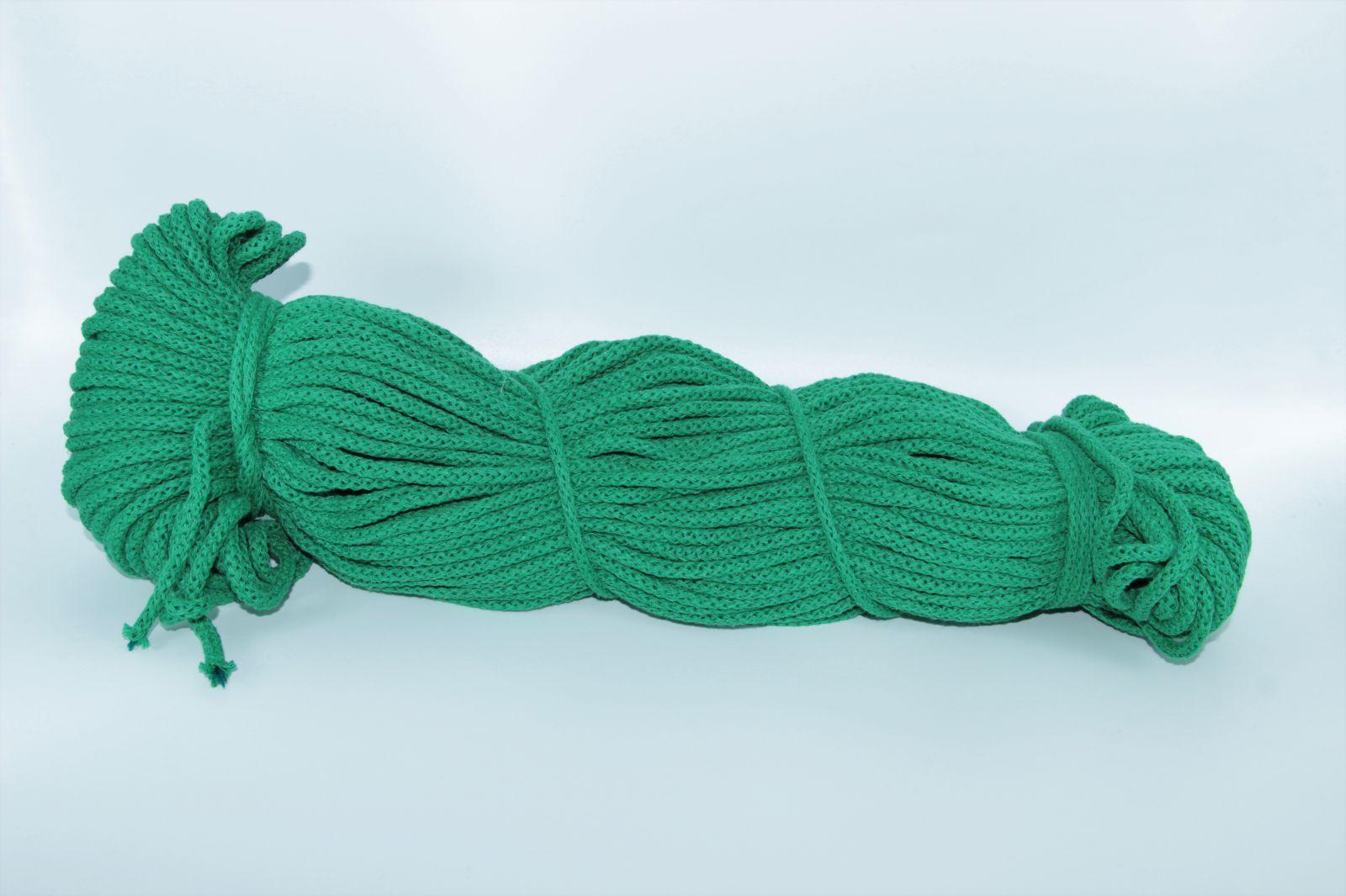 PRIMA Šňůry 5mm/100m zelená