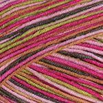 YarnArt Jeans/Gina Crazy 7206 melírovaná