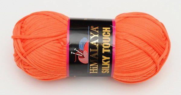 HIMALAYA Seta Lux (Silky Touch) 15 oranžová