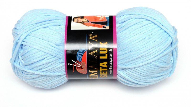 HIMALAYA Seta Lux (Silky Touch) 30 světle modrá