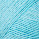 YarnArt Jeans/Gina Plus 76 světle tyrkysová
