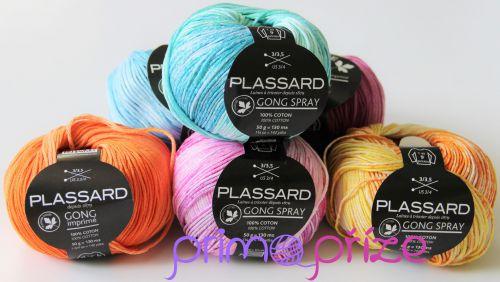 PLASSARD Gong