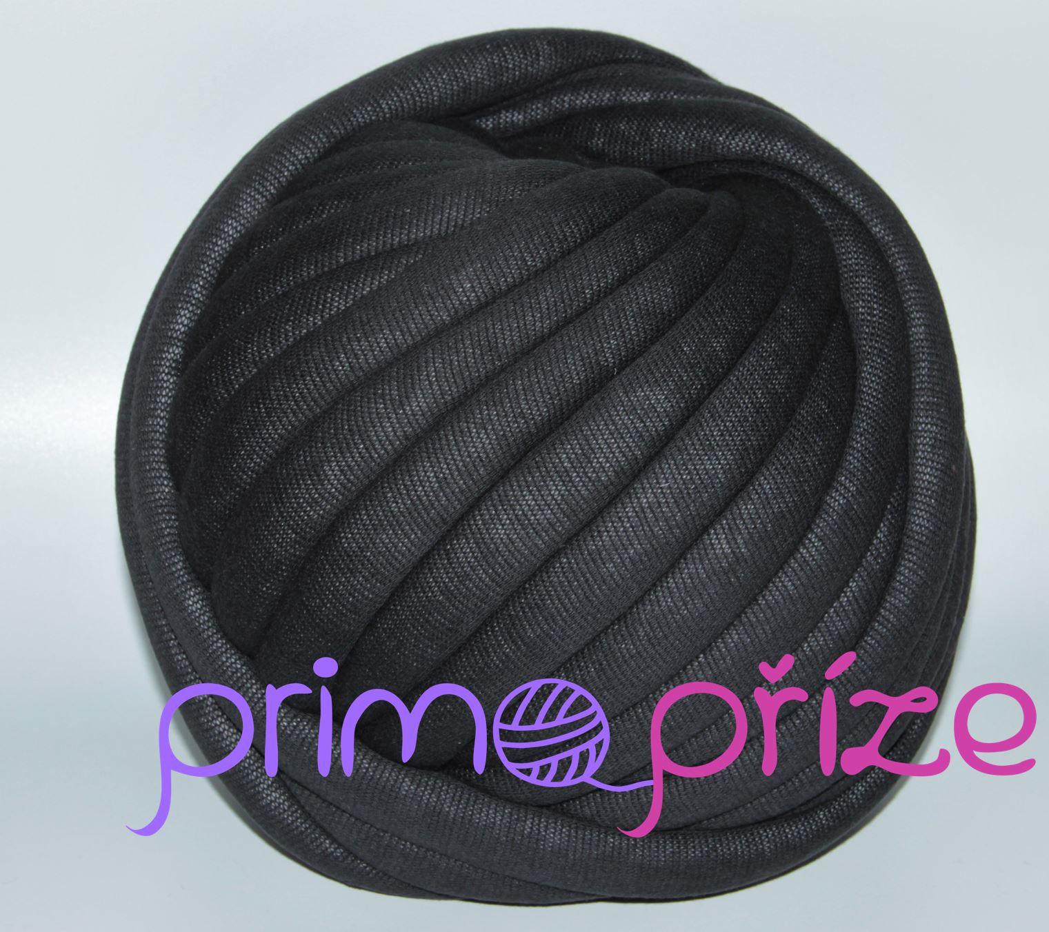 YarnArt Marshmallow 902 černá