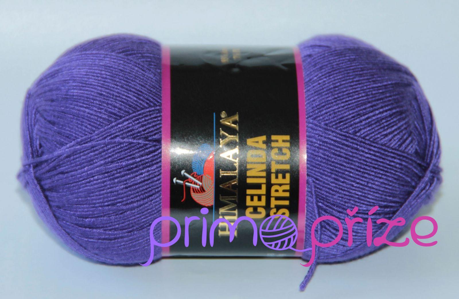 HIMALAYA Celinda Stretch 10 fialová