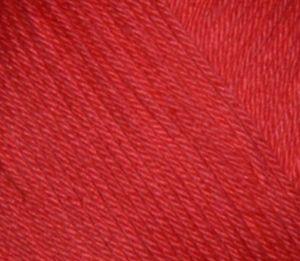HIMALAYA Deluxe Bamboo 124-10 červená