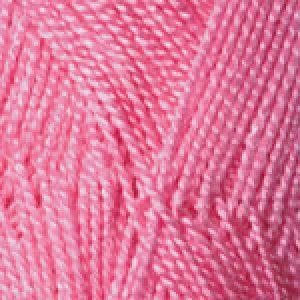 YARN ART Etamin 436 růžová YarnArt