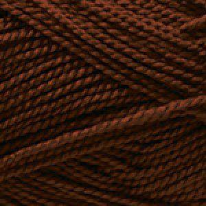 YARN ART Etamin 440 tmavě hnědá YarnArt