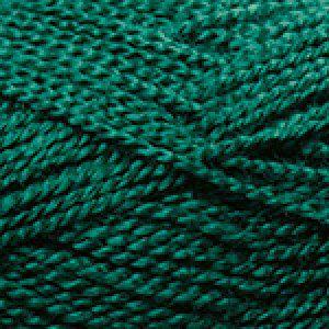 YARN ART Etamin 443 tmavě zelená YarnArt