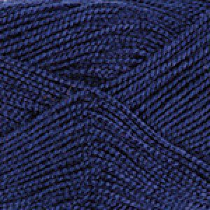 YARN ART Etamin 453 tmavě modrá YarnArt