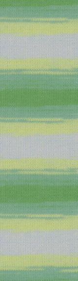 ALIZE Baby Wool Batik 2131 melírovaná
