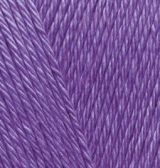 ALIZE Bahar 44 tmavě fialová