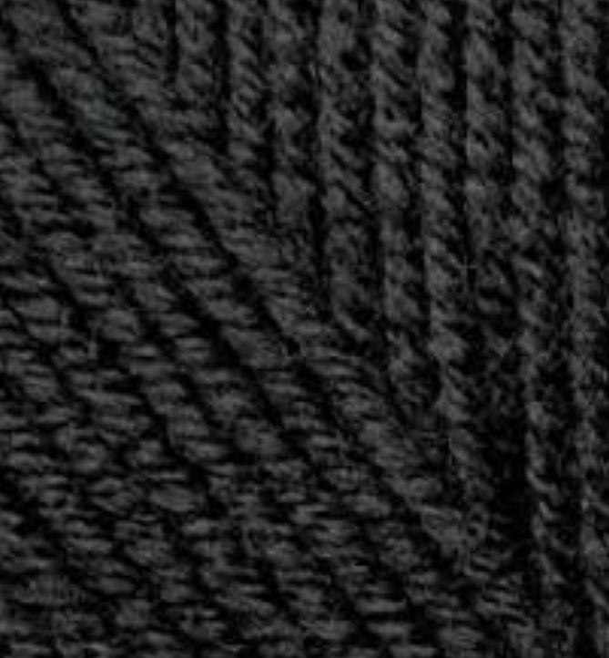 ALIZE Cashmira 060 černá