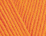 ALIZE Cotton Baby Soft 037 pomerančová