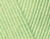 ALIZE Cotton Baby Soft 101 zelenkavá