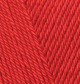 ALIZE Diva 106 červená
