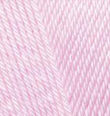 ALIZE Diva 185 světle růžová