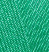ALIZE DIVA 610 smaragdová