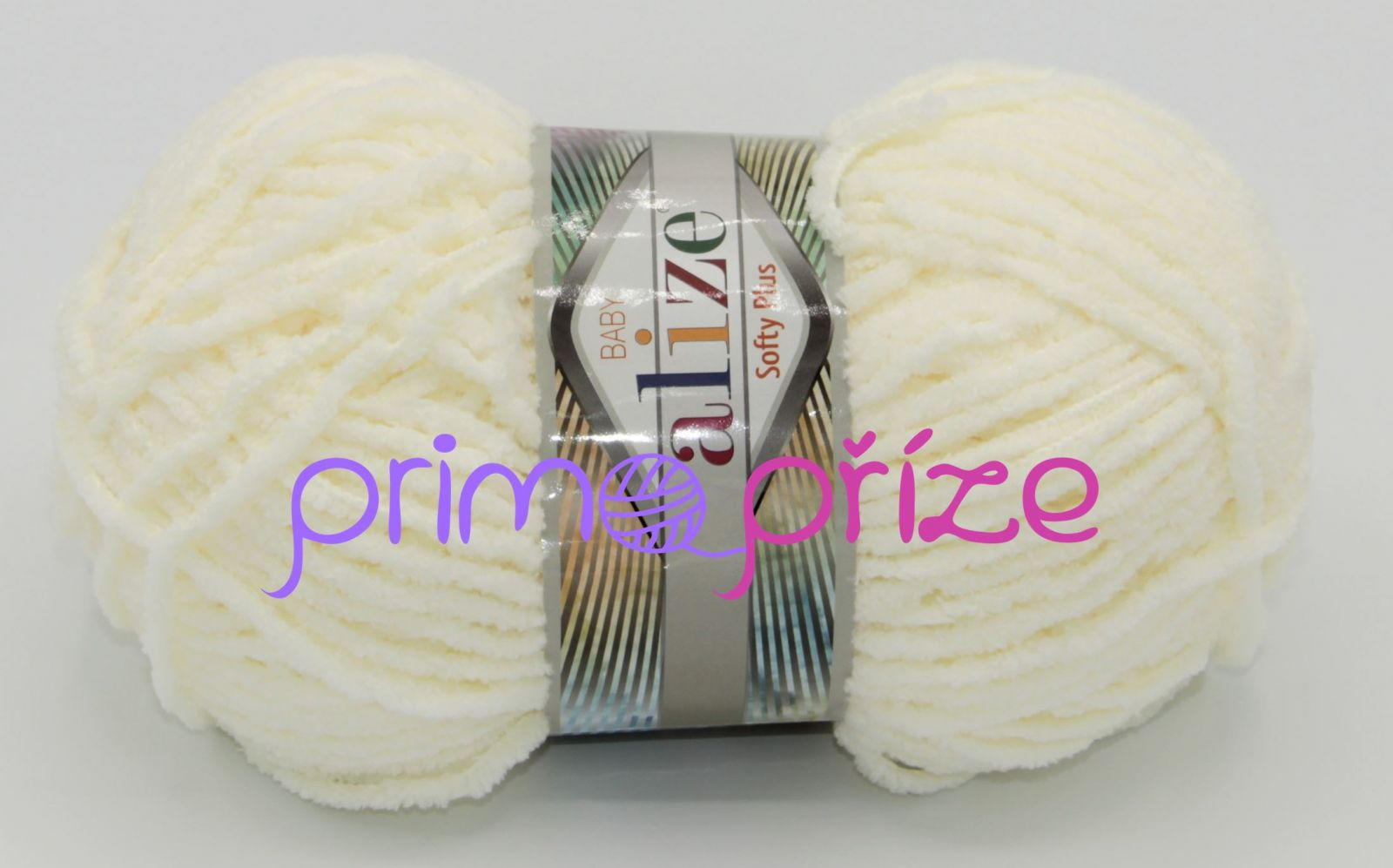 ALIZE Softy Plus 062 smetanová