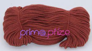 PRIMA Šňůry 3,5mm cihlově rudá