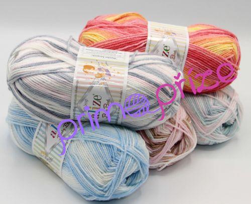 ALIZE Baby Best Soft Batik