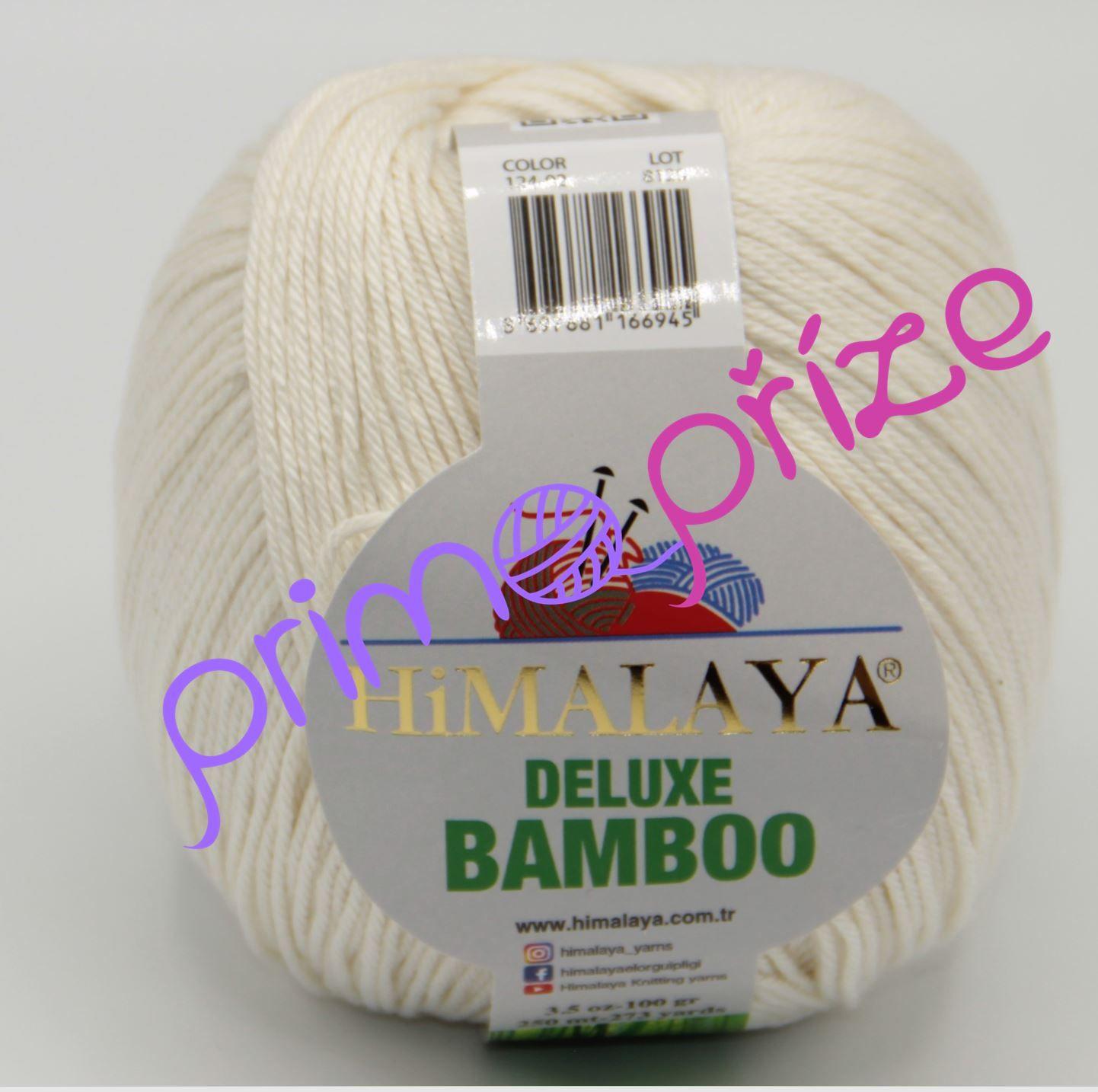 HIMALAYA Deluxe Bamboo 124-02 krémová