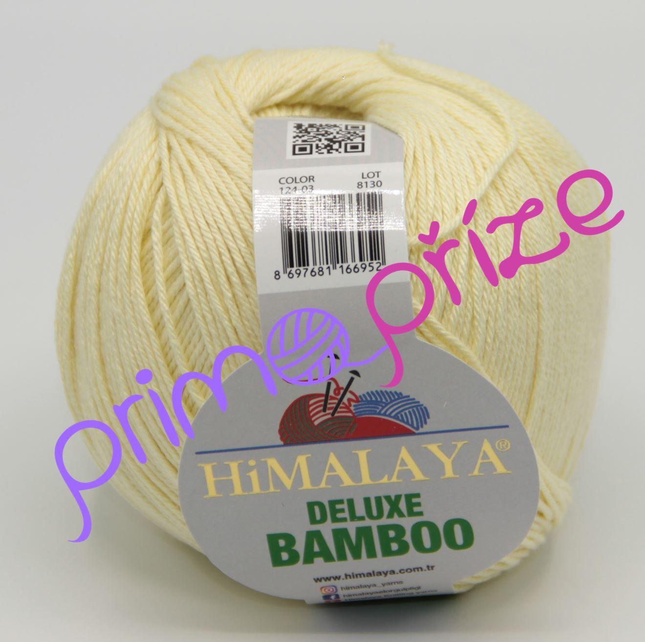 HIMALAYA Deluxe Bamboo 124-03 vanilková