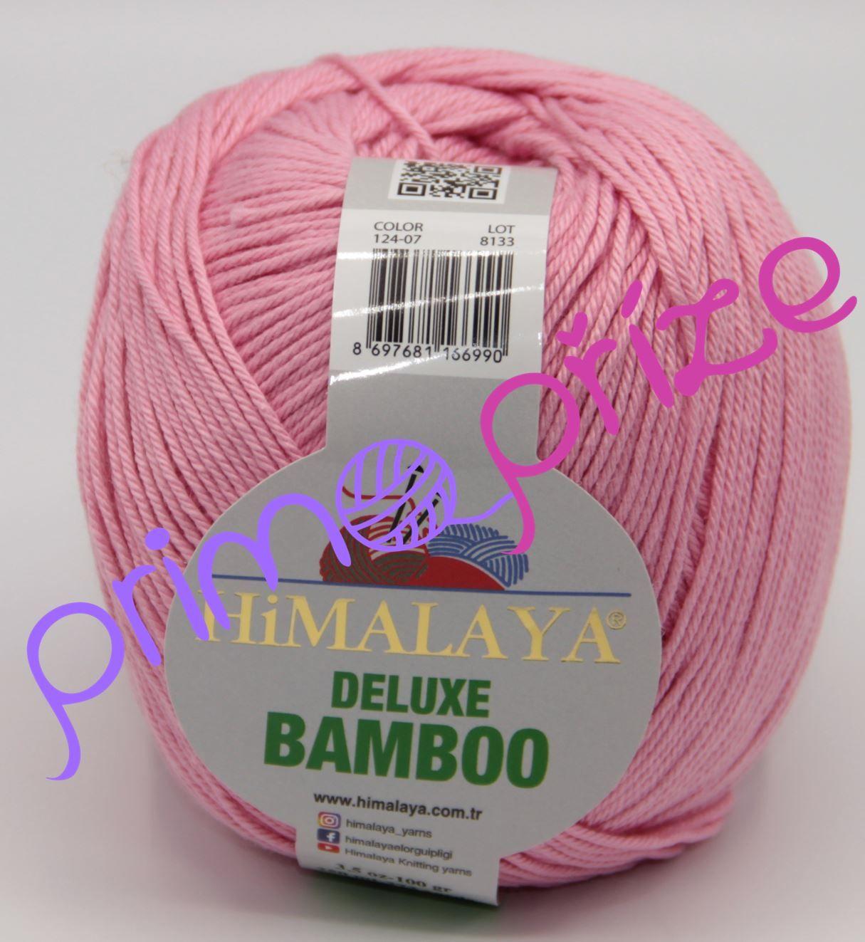 HIMALAYA Deluxe Bamboo 124-07 růžová