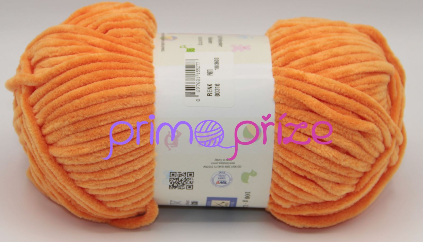 HIMALAYA Dolphin Baby 80316 oranžová