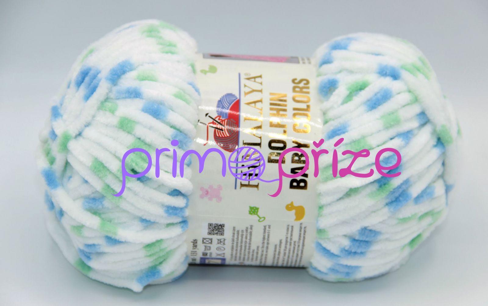 HIMALAYA Dolphin Baby Colors 80409 melírovaná