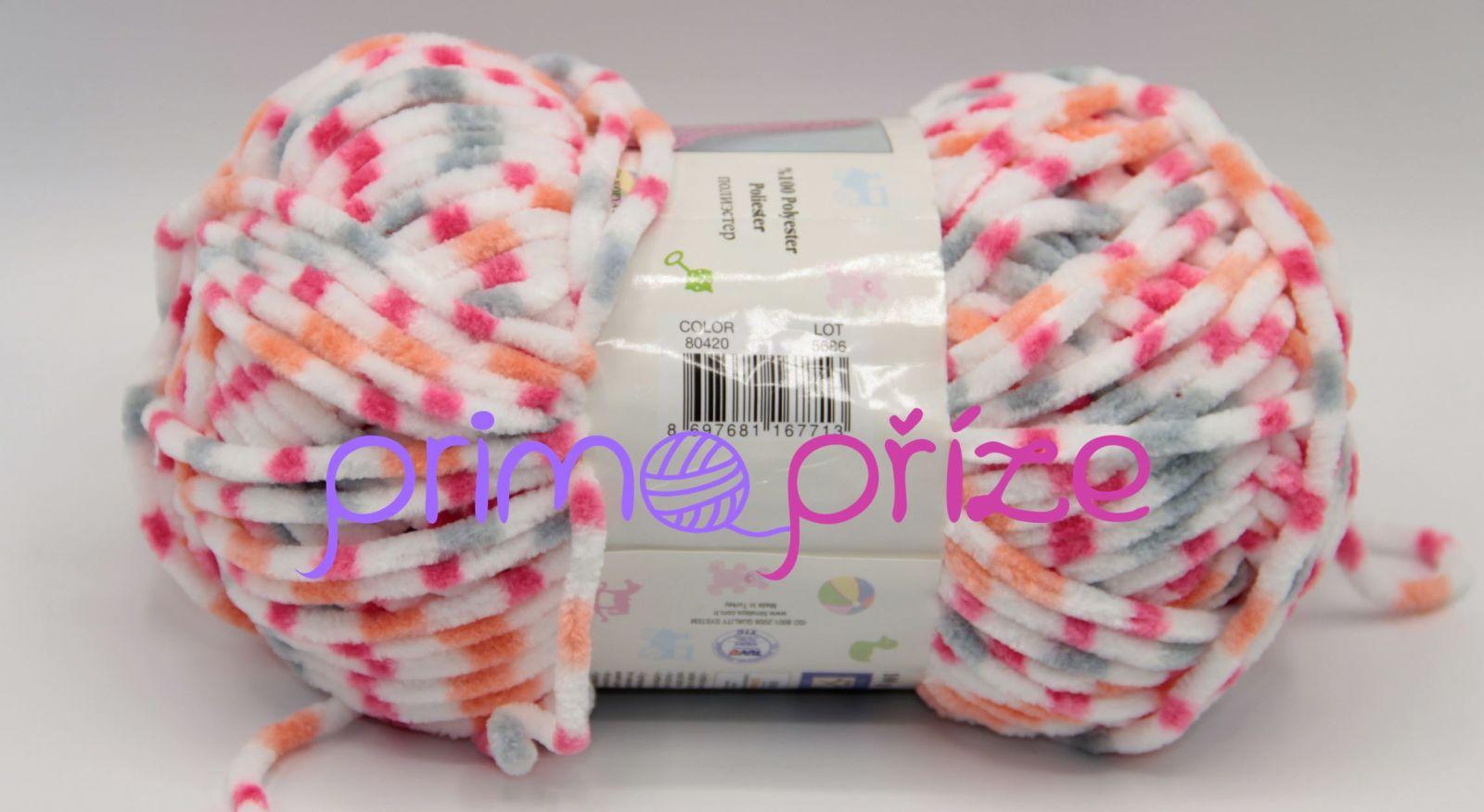 HIMALAYA Dolphin Baby Colors 80420 melírovaná