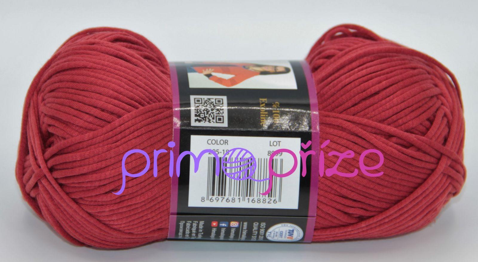 HIMALAYA Seta Lux (Silky Touch) 18 tmavší cihlová