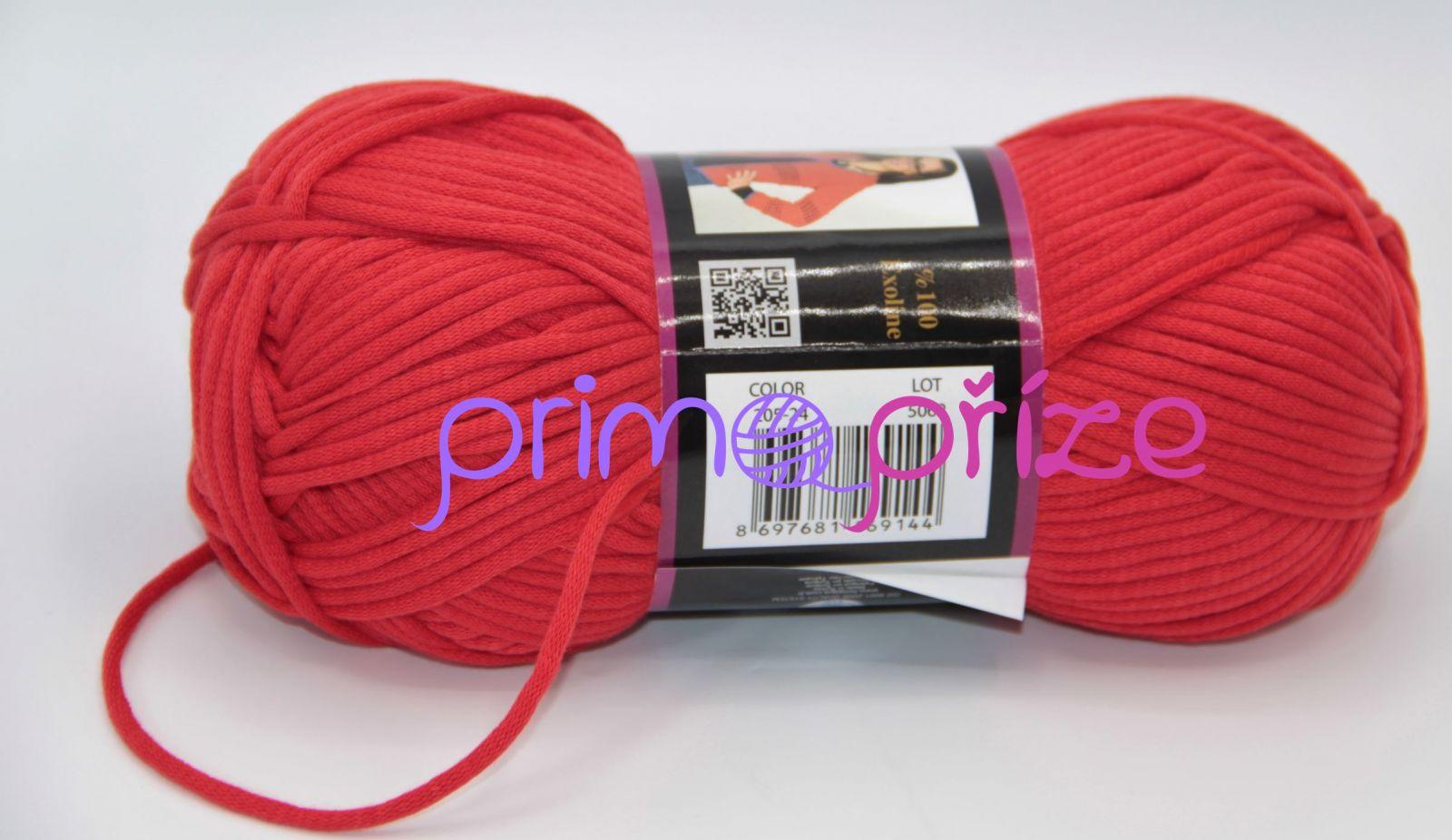 HIMALAYA Seta Lux (Silky Touch) 24 červená