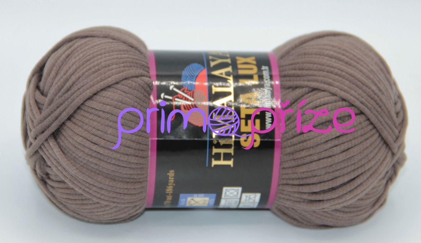 HIMALAYA Seta Lux (Silky Touch) 36 hnědá