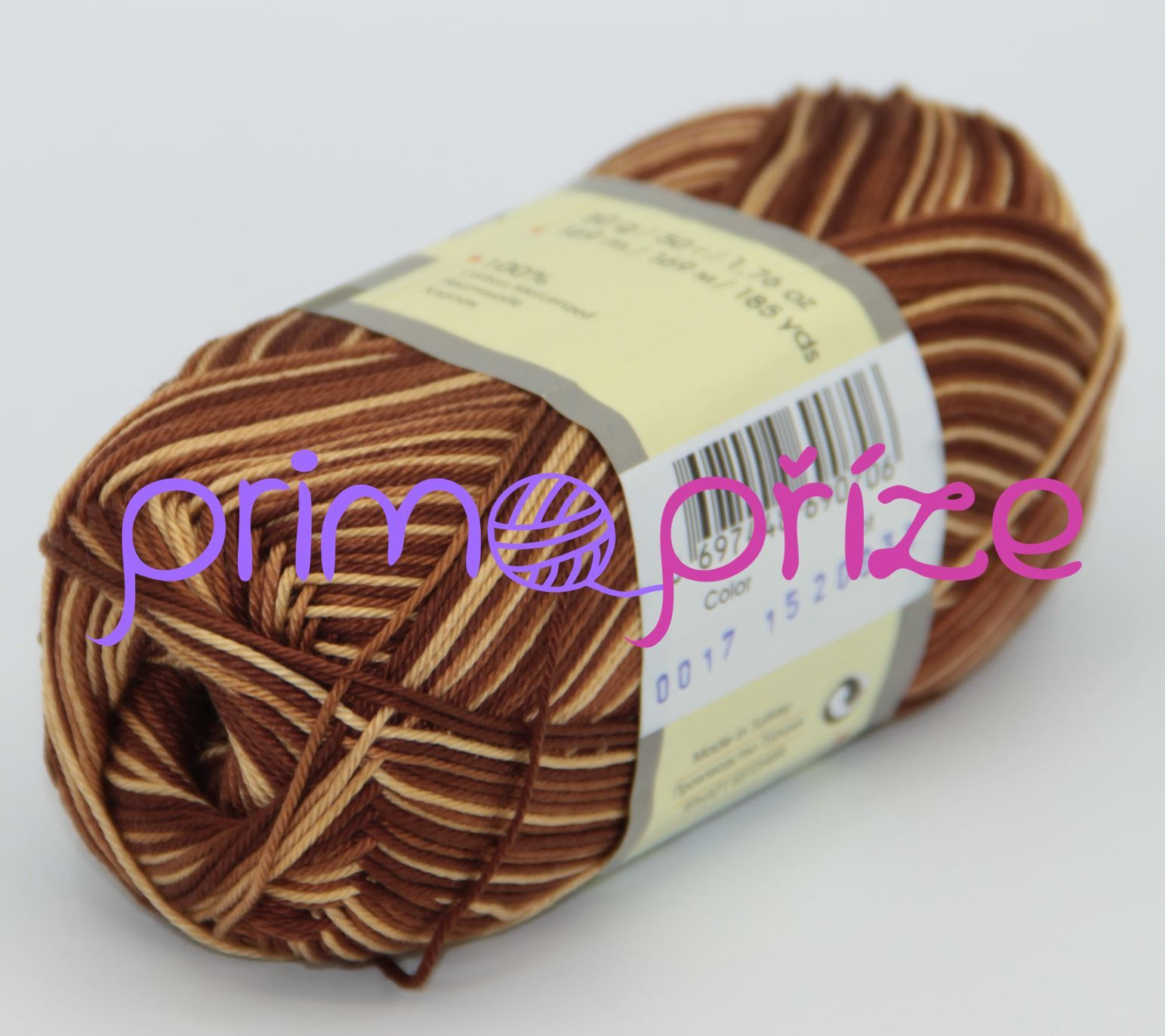 YarnArt Begonia Melange 0017 melírovaná