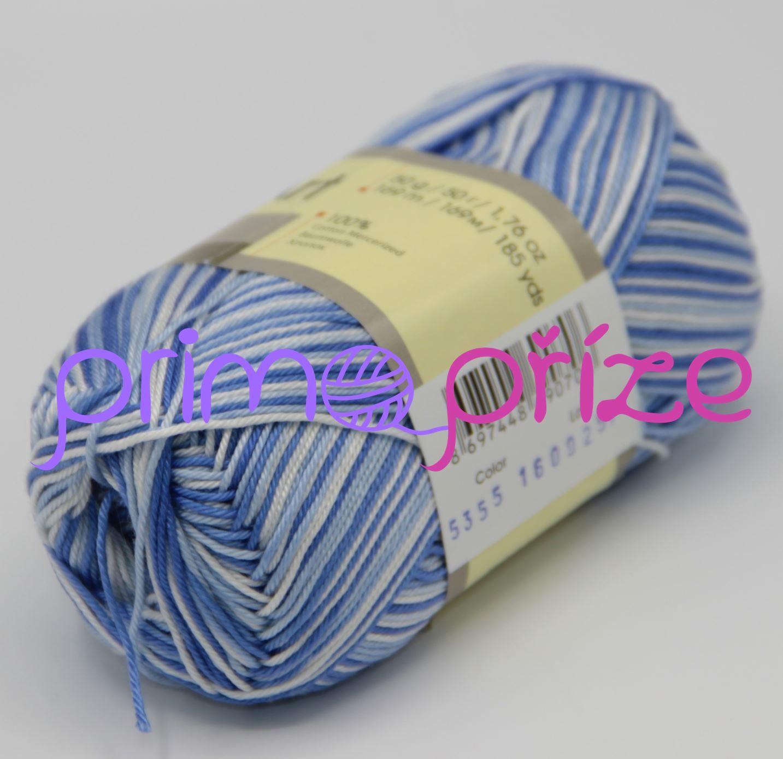 YarnArt Begonia Melange 5355 melírovaná