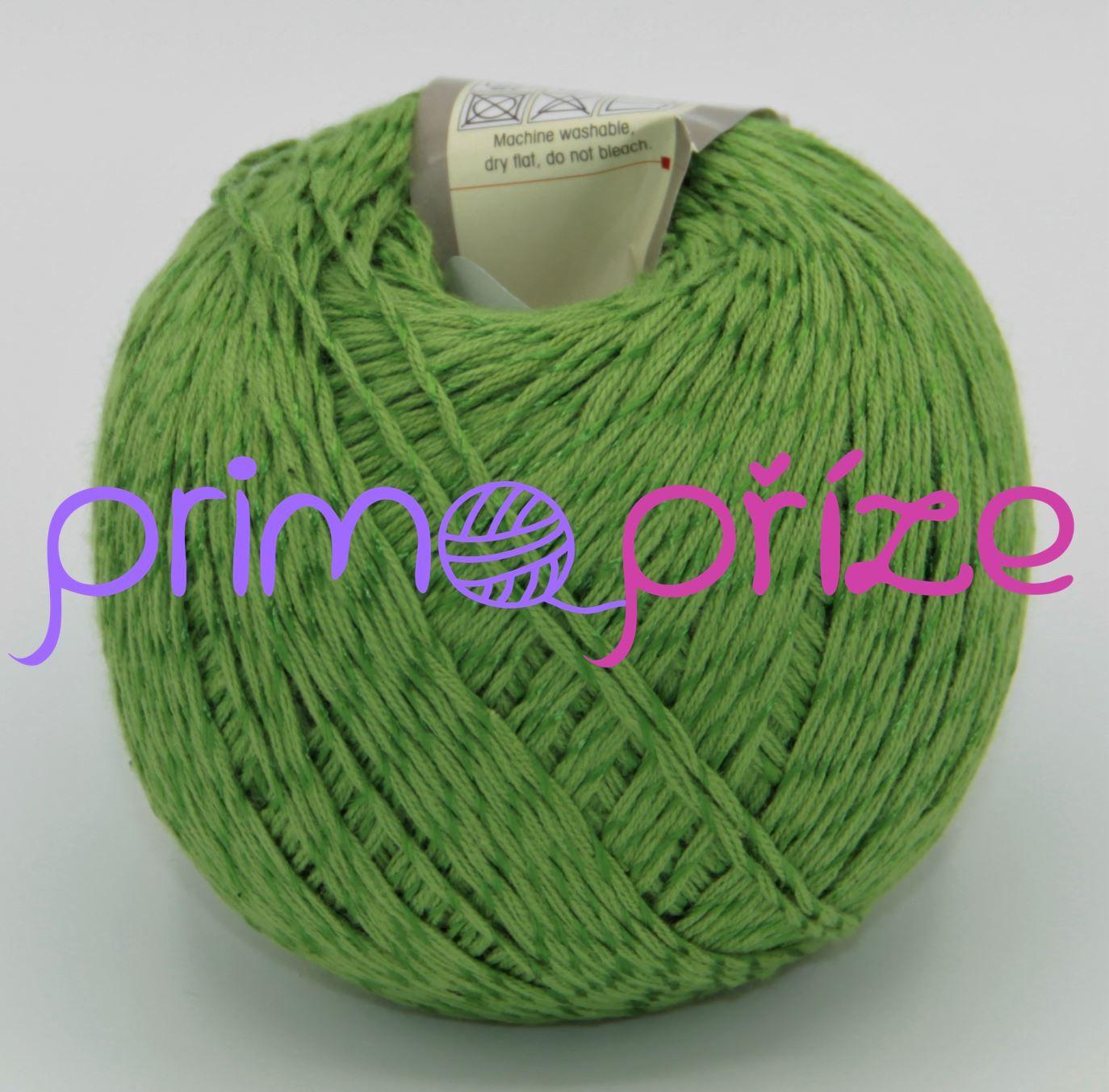 YarnArt Summer 55 zelená