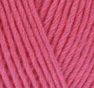 ALIZE Cotton Baby Soft 033 lososově růžová