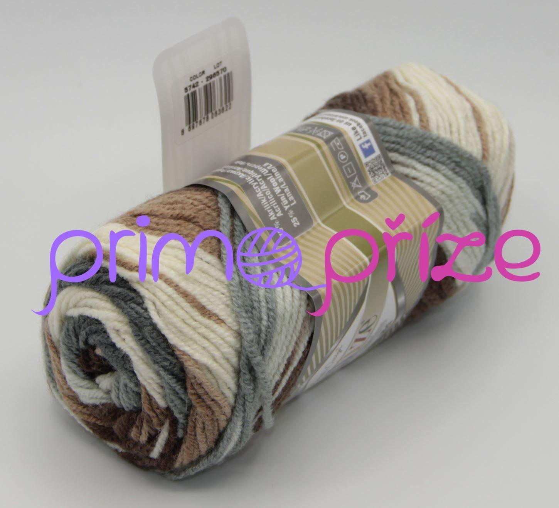 ALIZE Superlana Midi Batik 5742 melírovaná